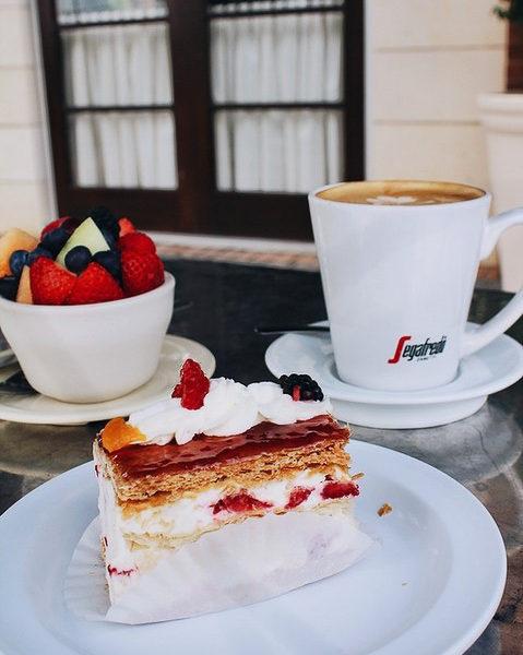Houston, Texas: French Riviera Bakery