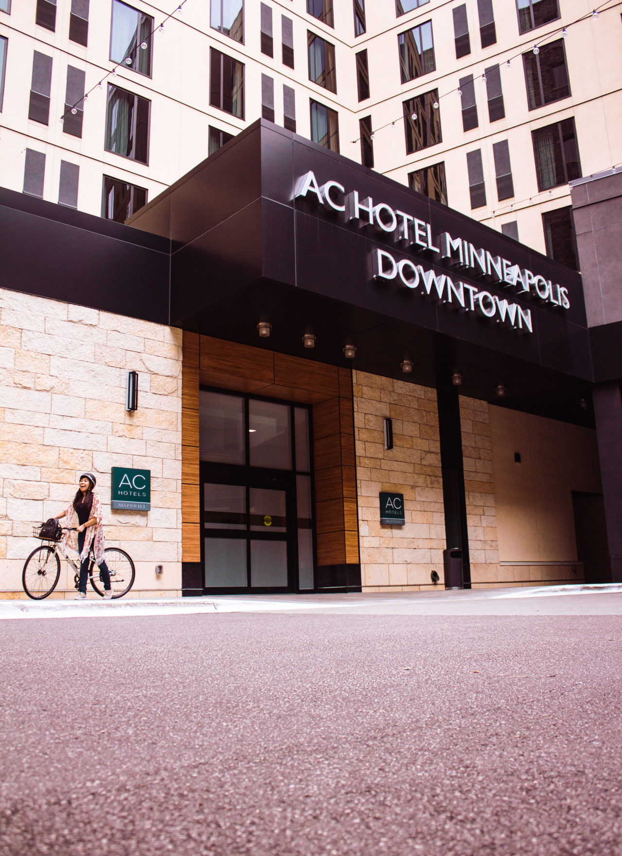 The Only Hotel Where You Can Conveniently Enjoy Minneapolis
