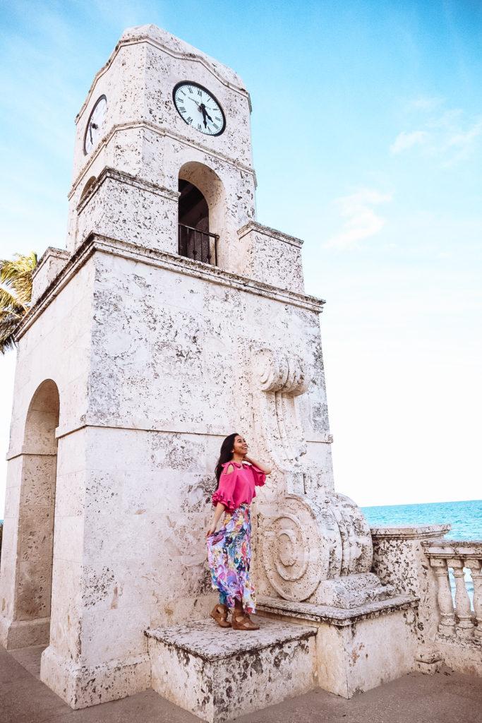 clock tower palm beach
